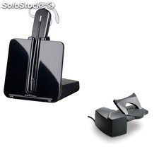 Plantronics-microcasco CS540 inalámbrico dect +
