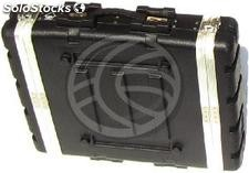 Plastic Flight Case 2U rack 19 inch RackMatic (MC61-0002)