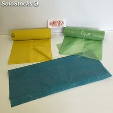 Plastic Garbage Bags - Waste Collection Plastic Bag