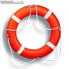 Plastic lifesaving ring 75x47