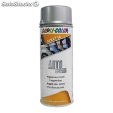 Plata Llantas Spray 400 mL Dupli Color