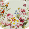 Plato postre bloom white - Colección Kitchen's Deco by Bravissima Kitchen - Foto 2