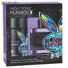 Playboy New York Men Zestaw 100 ml edt + 150 ml Dezodorant