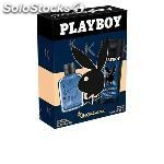 Playboy - playboy king of the game set 2 pcs.