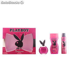 Playboy queen of the game coffret 3 pz