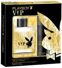 Playboy vip Men Zestaw 100 ml edt + 150 ml Dezodorant