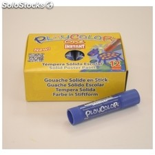 Playcolor Azul oscuro 12u.