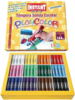 Playcolor lapices 10gr./ud colores surtidos 144 ud 10901
