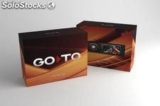 Player Automotivo Go To Tela 3 Usb Sd Card p2 Aux - mp5 Player