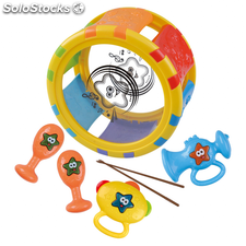 Playgo Conjunto de instrumentos musicales Junior Party Band 1328