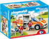Playmo ambulance gyrophare