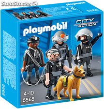 Playmo commando des forces spe