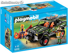 Playmo pick up des aventuriers