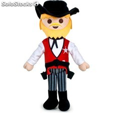 Playmobil wave sheriff - 30CM - play by play - playmobil - 8425611359415 -