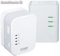 Plc redes d-link kit 500M wireless n 300