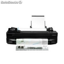 """Plotter hp designjet T120 A1 24""""/ 1200PPP/ usb/ red/ wifi"""