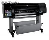 "Plotter hp designjet z6100ps 42"" q6653a"