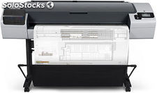 "Plotter T795 A0 44"" 111CM Eprinter Projetos cad CR649C#B1K hp"