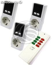 Plug for remote control light (plug kit 3 and 1 control) (DO13)