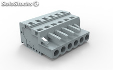 Plug-in Spring Terminal Blocks with 7.5 mm pitch