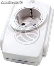Plug Protector Overloads with Filter emi/rfi (250V/16A) (EP01)