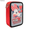 Plumier 3 Pisos Minnie Mouse
