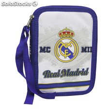Plumier dos pisos real madrid