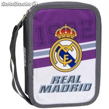 Plumier Real Madrid Doble