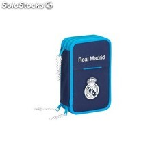Plumier Real Madrid Triple 41pz