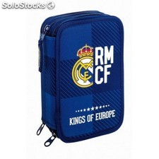 Plumier Triple Real Madrid 41Pz.