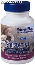 Plus-Pedi-Active 60 Kautable Natur