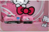 Pociag hello kitty