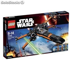 Poe's x-wing fighter?