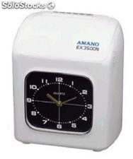 Pointeuse amano ex 3500