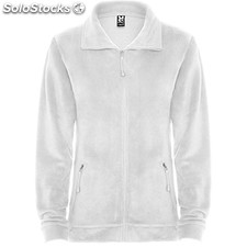 Polaire Femme blanc casual collection invierno