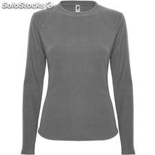 Polaire Femme gris casual collection invierno