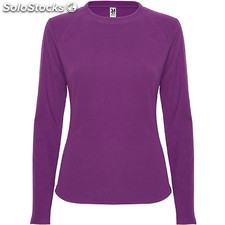 Polaire Femme pourpre casual collection invierno