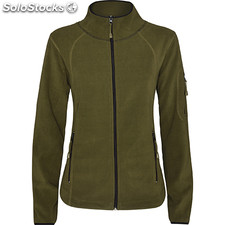 Polaire Femme vert militaire nature street collection