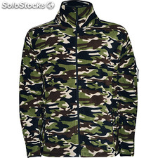 Polaire Homme camouflage forêt nature street collection