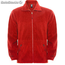 Polaire Homme rouge casual collection invierno