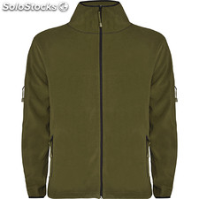 Polaire Homme vert militaire nature street collection