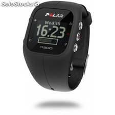 Polar - A300 Alámbrico/Inalámbrico Wristband activity tracker Negro