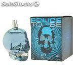 Police to be or not to be for man eau de toilette 125ML vapo.