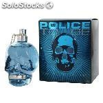 Police to be or not to be for man eau de toilette 75ML vapo.