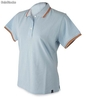 POLO BANDERA CE MUJER P.D S REF-T-672-S-CE
