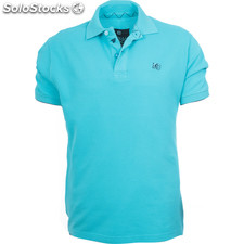Polo basic junior TIF15 azul - azul - the indian face - 8433856043792 -