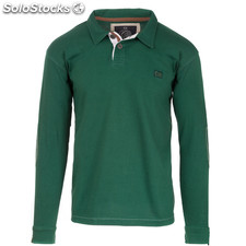Polo basic rules - verde - the indian face - 8433856051933 - 07-008-03-xl
