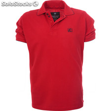 Polo basic TIF15 rojo - rojo - the indian face - 8433856043068 - 06-018-03-l