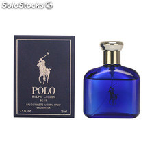 Polo blue edt vaporizador 75 ml