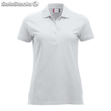 Polo classic marion s/s blanco